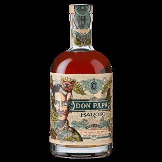Don Papa Rum  / Philippinen, Insel Negro Don Papa Baroko Rum 0.7 l 40% vol