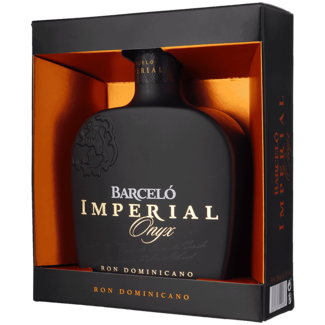 Ron Barcelo / Zentralamerika, Dominikanische Republik Imperial ONYX Dominicano Rum in GP 0.7 l 38% vol