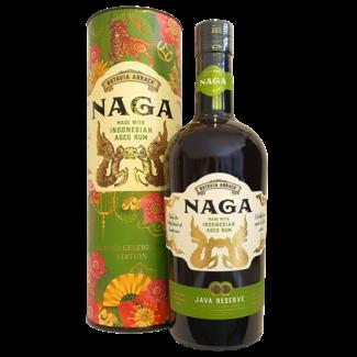 NAGA Distillery / Indonesien Java Reserve Double Cask Aged Limited Celebration Edition 0.7 l 40% vol