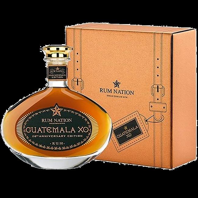 Guatemala XO 20th Anniversary 0.7 l 40% vol