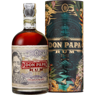 Don Papa Rum  / Philippinen, Insel Negro Don Papa Rum Cosmic Limited Edition 0.7 l 40% vol