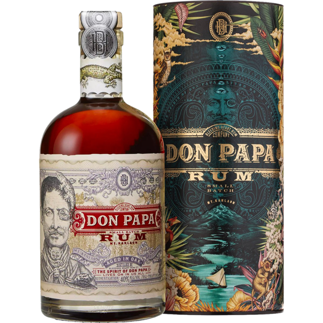 Don Papa Rum Cosmic Limited Edition 0.7 l 40% vol