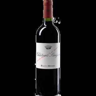 Chateau Senejac / Bordeaux, Haut-Medoc Cru Bourgeois Superieur 2016 0.75 l