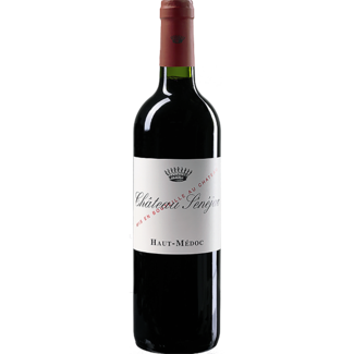 Chateau Senejac / Bordeaux, Haut-Medoc Cru Bourgeois Superieur 2018 0.75 l