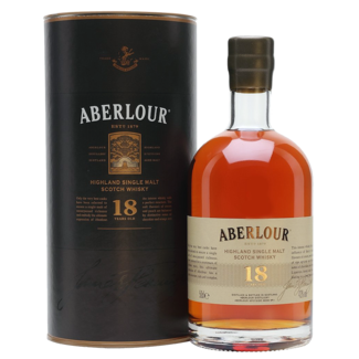 Aberlour Distillery / Schottland, Speyside Aberlour 18 YO Highland Single Malt 0.5 l 43% vol