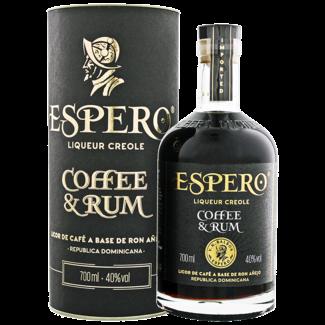 Espero Distillery / Dom. Republik Creole Coffee & Rum 0.7 l 40% vol