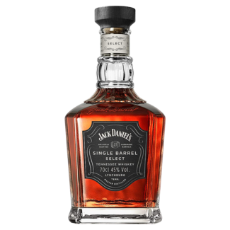 Jack Daniel's Distillery / Tennessee, Lynchburg Single Barrel Select 0.7 l 45% vol