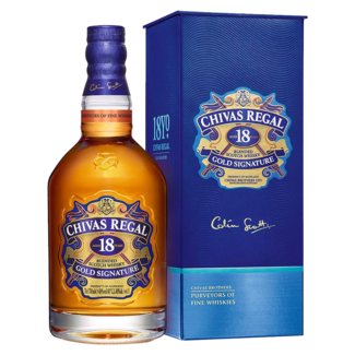 Chivas Regal Distillery / Schottland 18 Years Blended Whisky in GB 0.7 l 40% vol