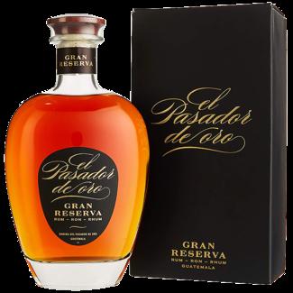 El Pasador / Zentralamerika, Guatemala Gran Reserva Rum in GP 0.7 l 40% vol