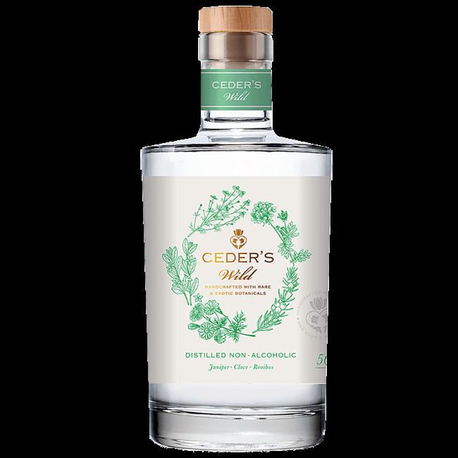 Ceder's Wild Gin Alkoholfrei 0.5 l