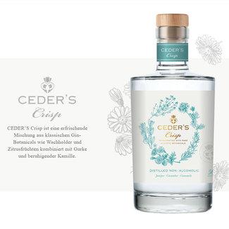 Ceder's / Südafrika Ceder's Crisp Gin Alkoholfrei 0.5 l