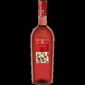 Ulisse / Italien, Abruzzen Merlot Rosato 2020 0.75 l