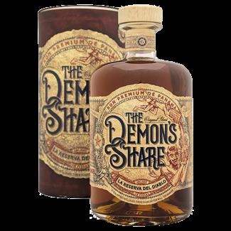 Bodegas de America / Panama The Demon's Share 6 Years Rum 0.7 l 40% vol