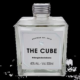 The Cube / Österreich, Tirol  THE CUBE Gin 0.5 l 40% vol