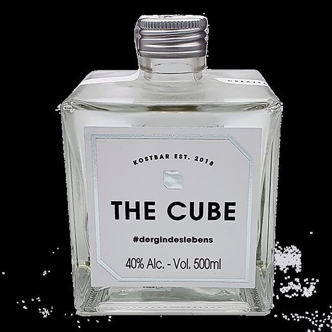 THE CUBE Gin 0.5 l 40% vol