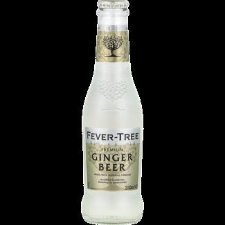 Fever-Tree / England, London Premium Ginger Beer 24er 0.2 l