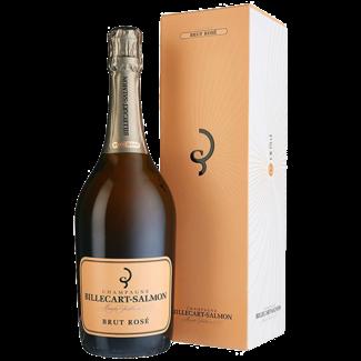 Billecart Salmon / Frankreich, Champagne Rosé Brut Champagner 0.75 l