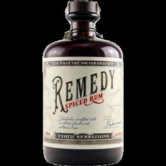 Remedy / Karibik, Trinidad & Tobago Remedy Spiced Rum 0.7 l 41.5% vol
