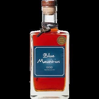 Blue Mauritius / Mauritius Blue Mauritius Gold Rum 0.7 l 40% vol