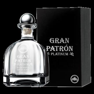 Patron Spirits / Mexiko, Jalisco Gran Patron Platinum Tequila in GP 0.7 l 40% vol