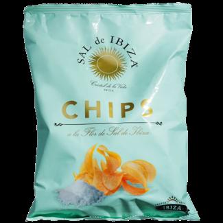 Sal de Ibiza / Spanien, Ibiza Sal de Ibiza Chips (125g)