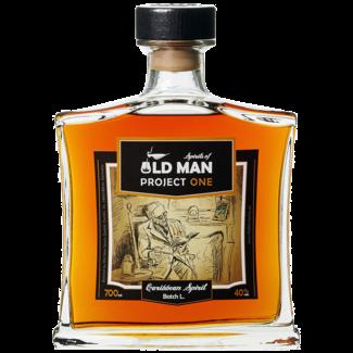 Oldman Spirits / Karibik Project One Caribbean Spirit 0.7 l 40% vol
