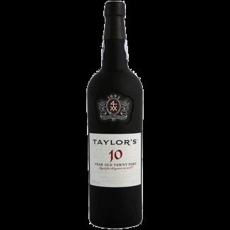 Taylor's Port / Portugal, Vila Nova  10 Years Old Tawny Port 0.75 l 20% vol