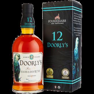 Doorly's / Karibik 12 Years Old Barbados Gold Rum 0.7 l 43% vol