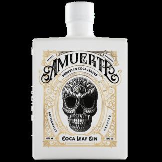 Amuerte Distillery / Belgien Coca Leaf Gin White 0.7 l 43% vol