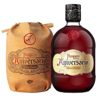 Pampero / Südamerika, Venezuela Pampero Aniversario Rum 0.7 l 40% vol