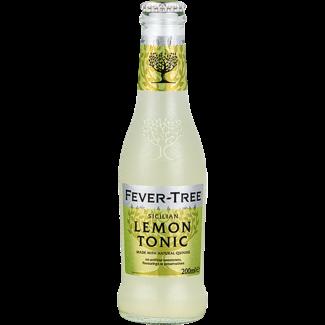 Fever-Tree / England, London Sicilian Lemon Tonic 24er 0.2 l