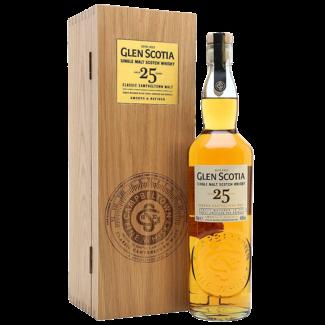 Glen Scotia / Schottland, Campbeltown Glen Scotia 25 Years Whisky 0.7 l 48.80% vol