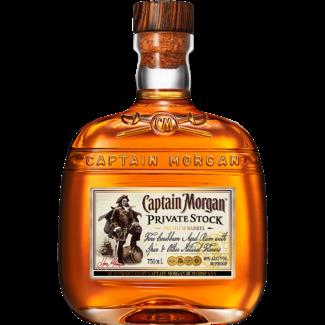 Captain Morgen / Jamaika Captain Morgan Private Stock 1.0 l 40% vol