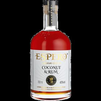 Espero Distillery / Dom. Republik Creole Coconut & Rum Flavoured 0.7 l 40% vol