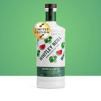 Whitley Neill / England Watermelon & Kiwi Gin 0.7 l 43% vol