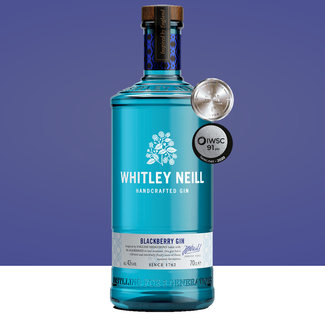 Whitley Neill / England Blackberry Gin 0.7 l 43% vol
