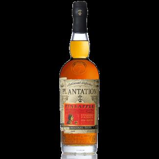 Plantation Rum / Karibik, Barbados Pineapple Artisanal Infusion Stiggin's Fancy 0.7 l 40% vol