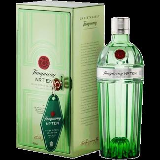 Tanqueray / Schottland, Cameronbridge No. 10  Gin Gift Tin 0.7 l 47.3% vol