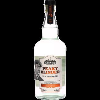 Sadler's / Irland Peaky Blinder Spiced Dry Gin 0.70 l 40% vol