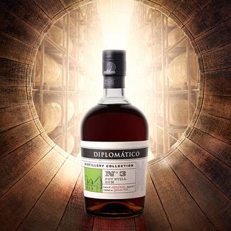 Destilerias Unidas / Venezuela Diplomatico Distillery Collection No.3 Pot Still Rum 0.7 l  47% vol