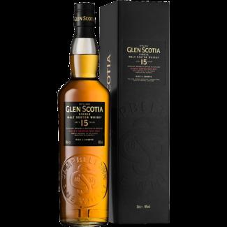 Glen Scotia / Schottland, Campbeltown Glen Scotia 15 Years Whisky 0.7 l 46% vol