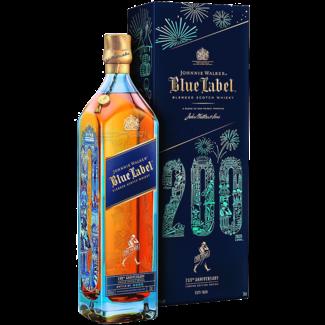 Johnnie Walker / Schottland,  Ayrshire Blue Label Blended Malt Scotch Whisky 200th Anniversary 0.7 l 40% vol