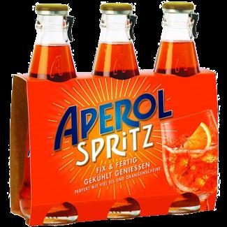 Davide Campari / Italien, Milano  Aperol Spritz 3er 0.175 l 9% vol