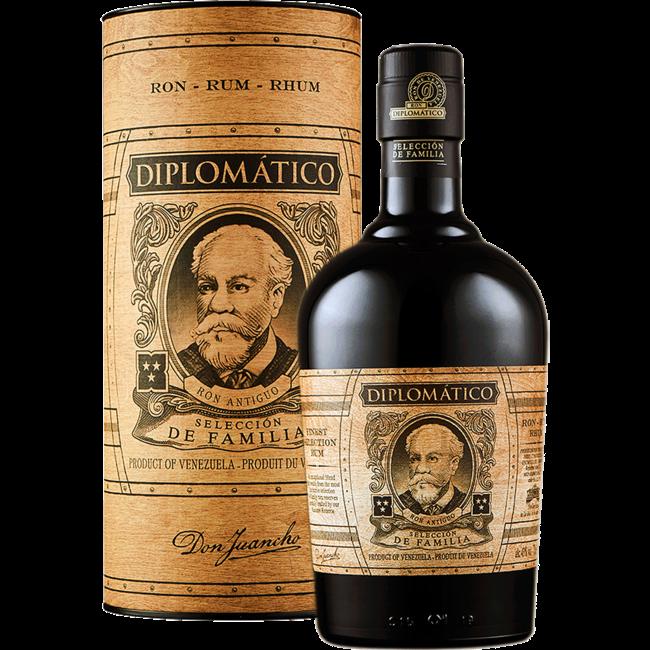 Diplomatico Seleccion de Familia Rum 0.7 l 43% vol