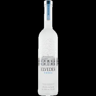 Belvedere / Polen, Mazowieckie Belvedere Vodka 0.7 l 40% vol + LED Beleuchtung