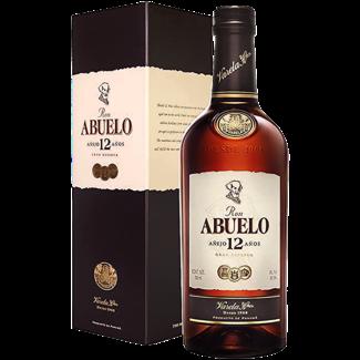 Ron Abuelo / Panama Ron Abuelo 12 Years Rum 0.7 l 40% vol