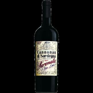 Silvio Carta / Sardinien Cannonau di Sardegna DOC 2018 0.75 l