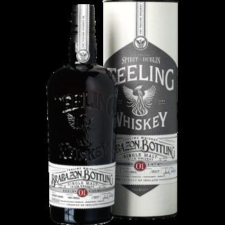 Teeling Distillery / Irland, Dublin BRABAZON BOTTLING Series No. 1 Single Malt Irish Whiskey 0.7 l 49.50% vol
