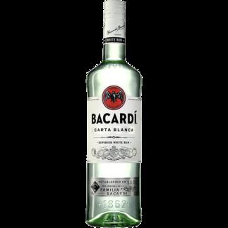 Bacardi / Kuba Carta Blanca Superior White Rum 0.7 l 37.50% vol