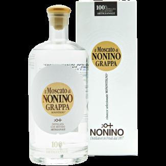 Nonino  /Italien, Venetien  Nonino Grappa Il Moscato Monovitigno 0.7 l 41% vol